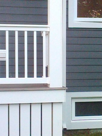 porch skirting option