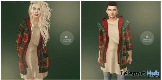 Christmas Sweater & Jacket Unisex December 2016 Group Gift by Gizza Creations