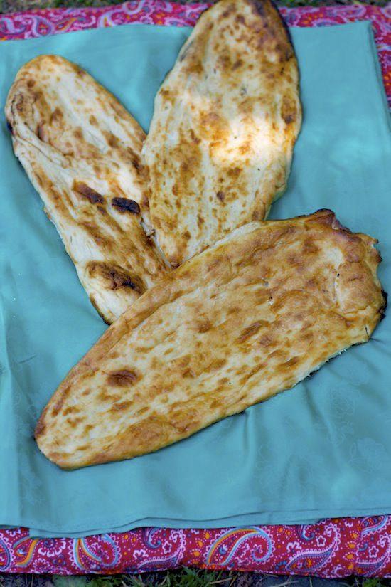 Tendir Bread
