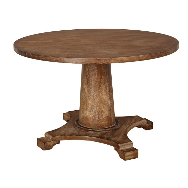 Dining Table - Driftwood (Brown) - Buylateral