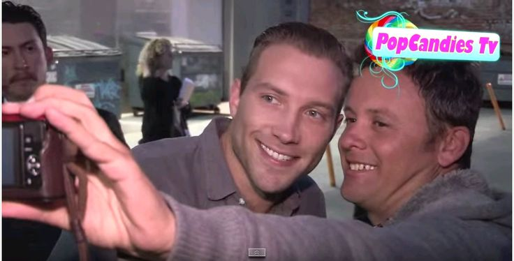 Jai Courtney <3 what a #shawty <3 love his hair sluck back like this :*