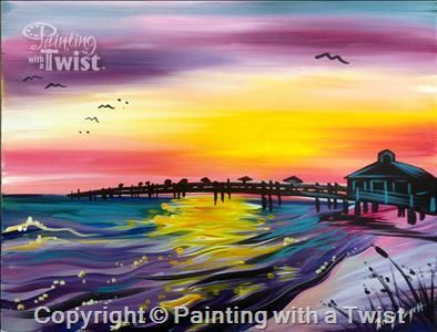 17 best images about painting inspiration on pinterest for Painting with a twist rittenhouse