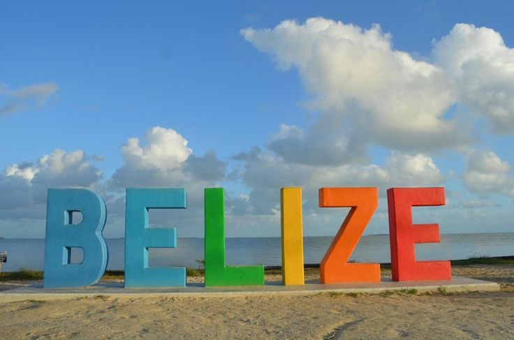 The Belize Sign Monument, Белиз Сити - 37 фото - TripAdvisor