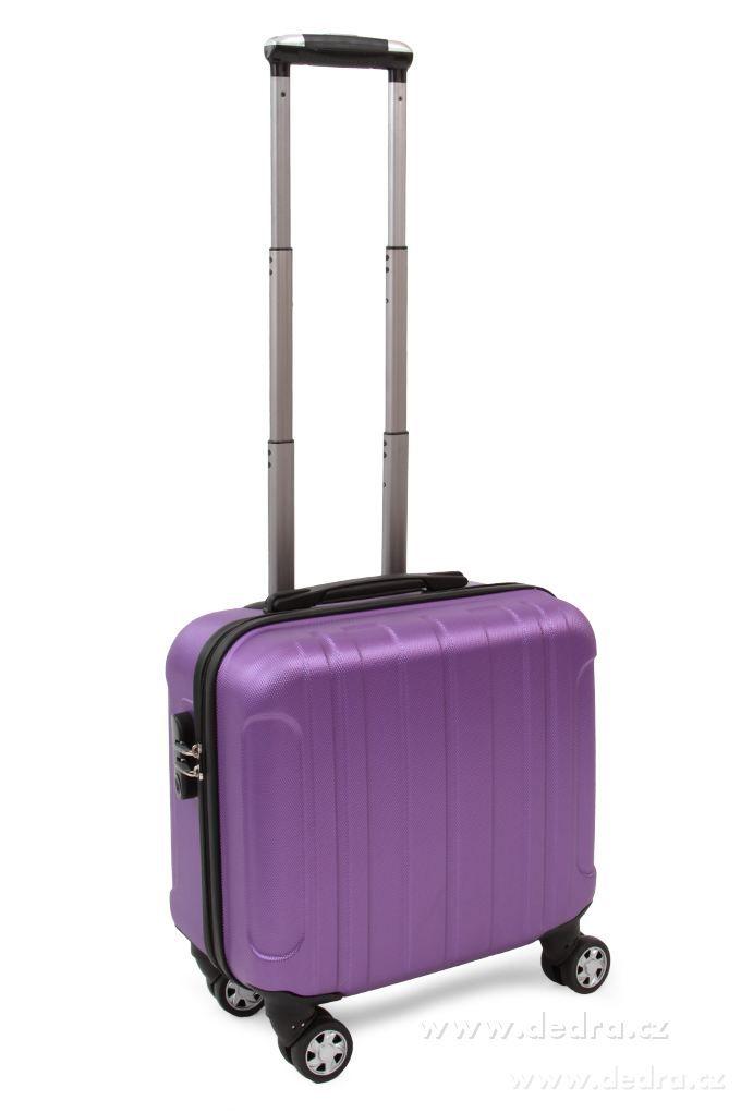 PILOT kufr 40x20x40 cm royal violet - Vaše DEDRA - oficiální stránky