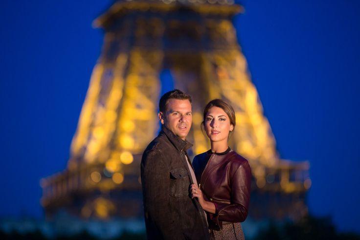 Paris Honeymoon - Kiss Me in Paris