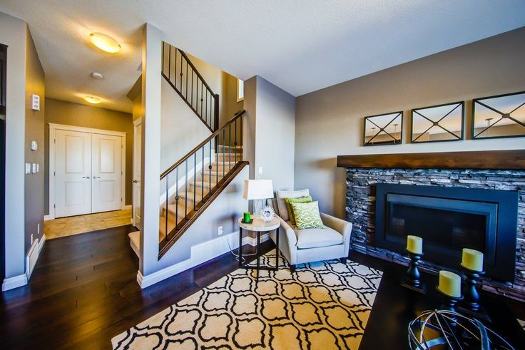 """Dolce Vita Homes """"Dante"""" Duplex Showhome, The One At Keswick, Southwest Edmonton http://www.dolcevitahomes.ca/"""