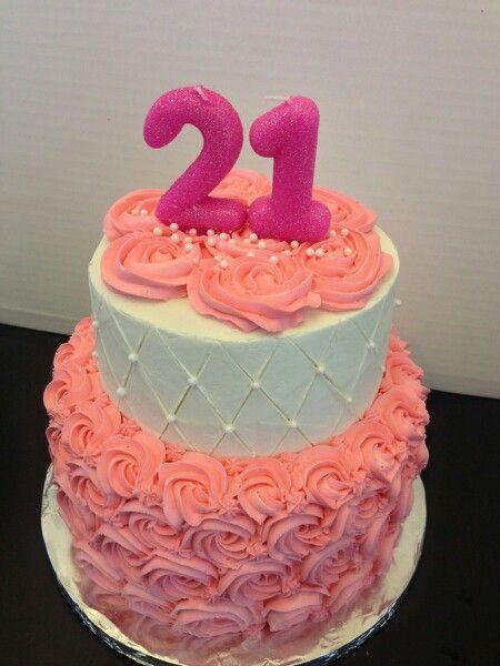 The 25 Best 21st Birthday Cakes Ideas On Pinterest 21