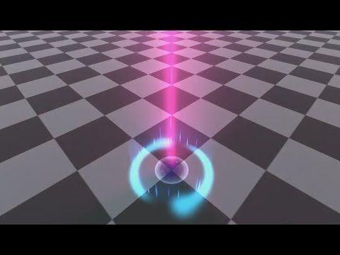 Игровой эффект - Телепорт v2 - Unity 3d - YouTube