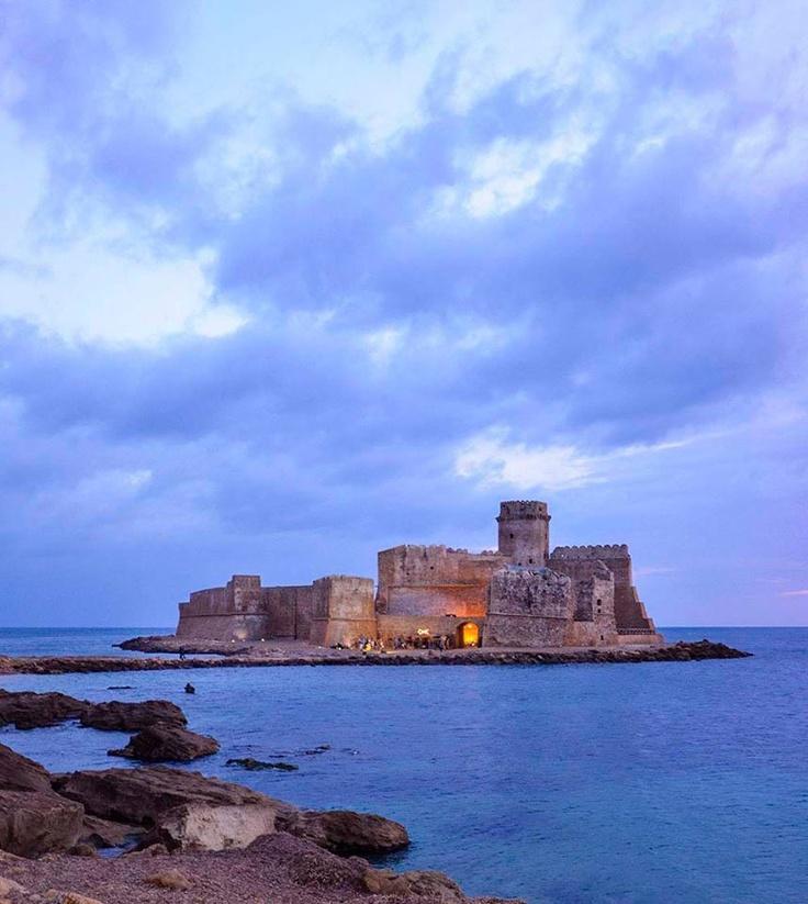 Le Castella, Isola di Capo Rizzuto, Calabria, Italy