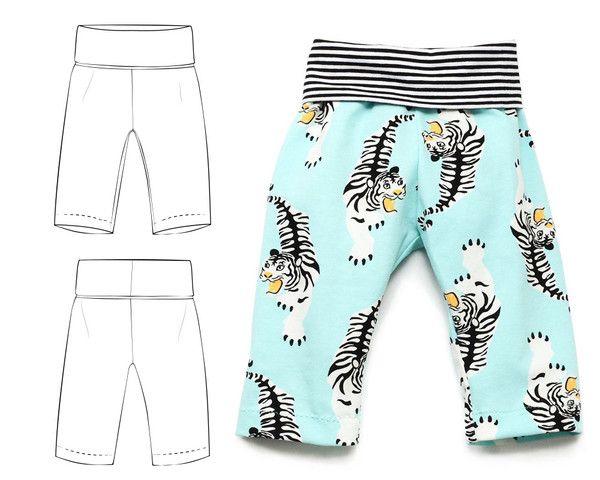 1000  ideas about Yoga Pants Pattern on Pinterest   Pants pattern ...