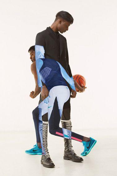 Nike Shot in Multiple Exposures | HYPEBEAST