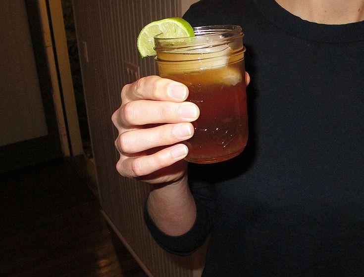 Goop: My Dad's Rum and Tonic