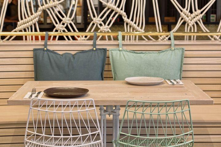 MEZZ Kitchen and Bar by Studio Y, Chadstone – Australia » Retail Design Blog