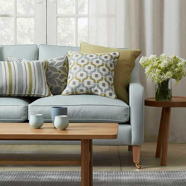 Warwick Fabrics, GOSFORD Collection #sofa #cushions #upholstery