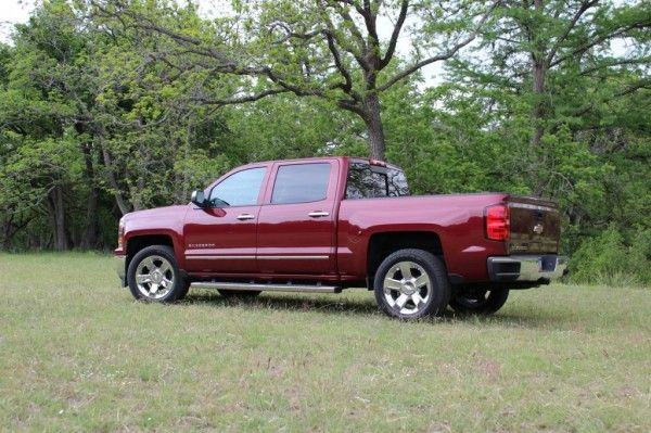 2014 Chevrolet Silverado 1500 Reds Wallpaper 600x399 2014 Chevrolet Silverado 1500 Review Details
