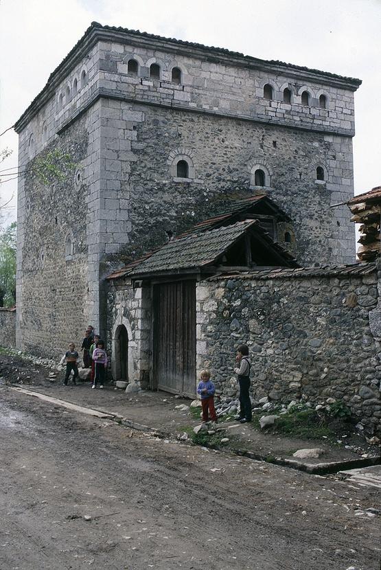 Traditional Kula Dwelling   Istinić, Kosovo