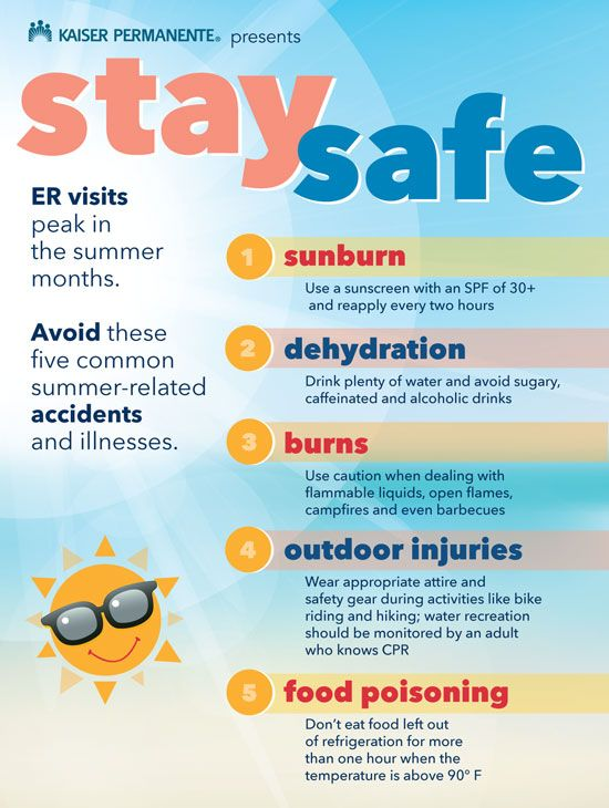 17 Best images about Summer Safety on Pinterest