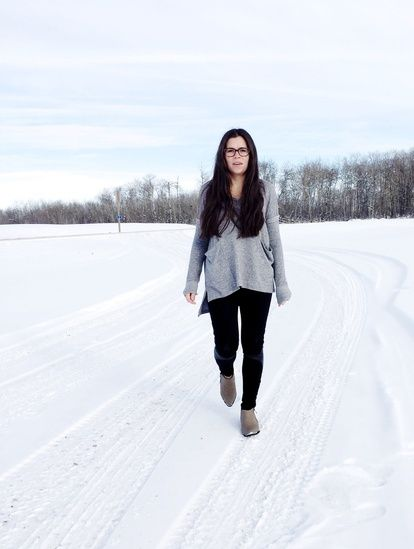 Yes, you can still rock cute clothes in the winter!  #shopstyle #sscollective #myshopstyle #ootd #mylook #winterfashion #lookoftheday #currentlywearing #wearitloveit #getthelock #todaysdetails #shopthelook #fashion #seasons #winter #snow #fashionblogger
