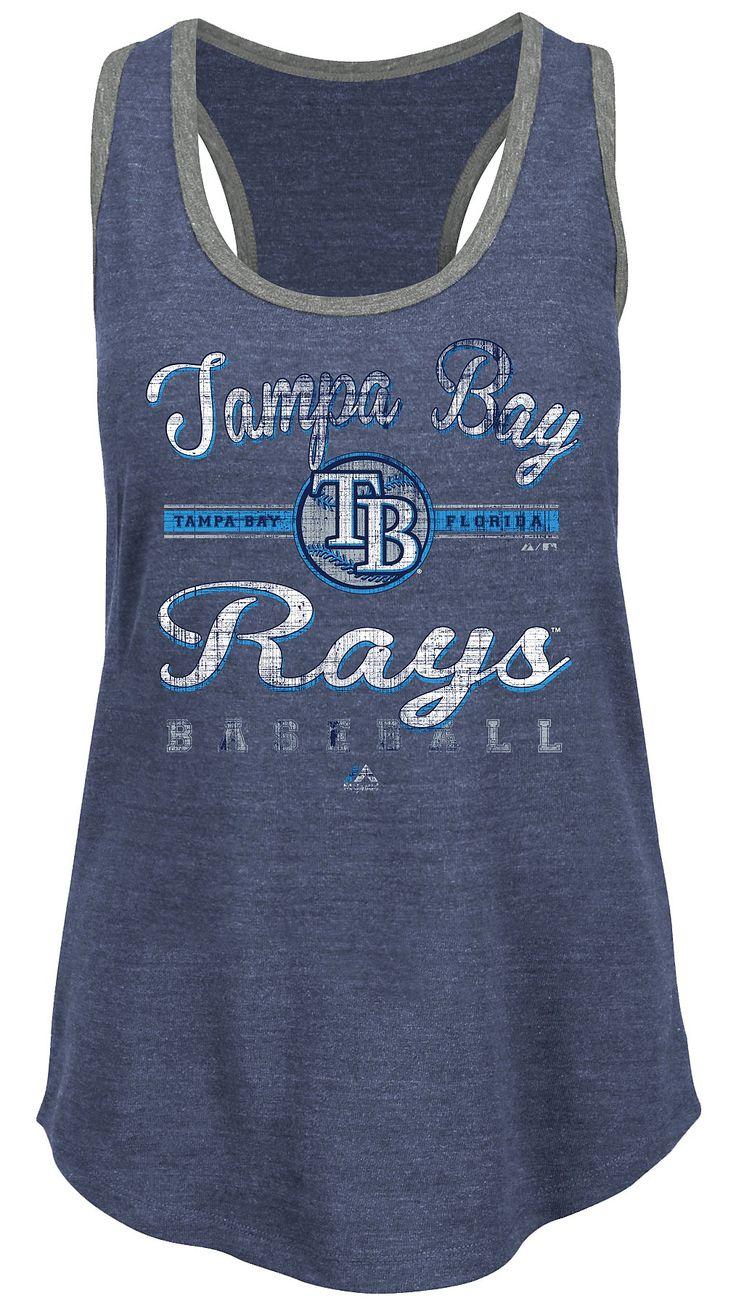 Tampa Bay Rays Baseball Tank Top BeallsFlorida GoRays
