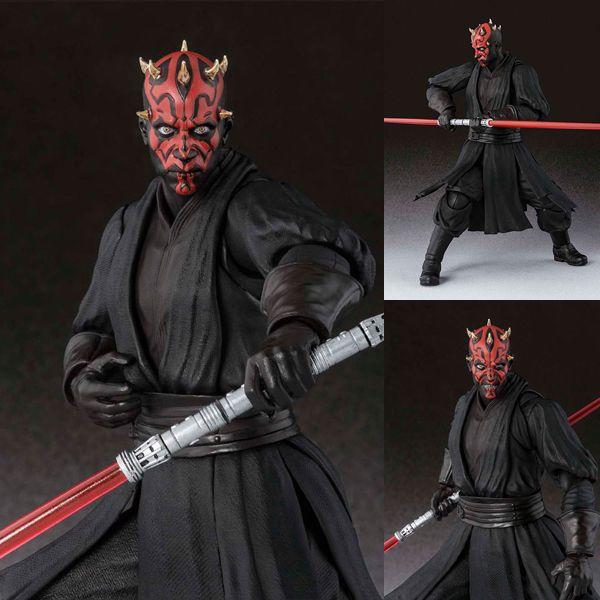S.H.Figuarts Darth Maul Star Wars Action Figure Bandai ...