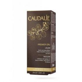Caudalie - Premier Cru L' Elixir Toutes Peaux ΝΕΟ Ελιξίριο αντίγηρανσης απο την Caudalie, απαλύνει, θρέφει, φωτίζει το δέρμα με έναν εξαιρετικό συνδυασμό τριών πατενταρισμένων συστατικών της Caudalie, την ρεσβερατρόλη, την βινιφερίνη και τις πολυφενόλες μαζί με πέντε εξαιρετικά φυτικά έλαια. Ανακάλυψε το εδώ --> http://www.i-cure.gr/Product/4837/Page/102/el/