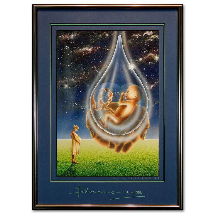 PRECIOUS - I dream of the living - Ian Anderson Fine Art http://ianandersonfineart.com/blog/