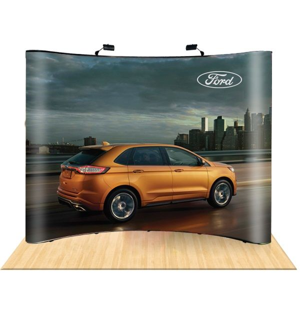 Tent Depot is Toronto's most trusted company in trade show booth design and exhibit displays.