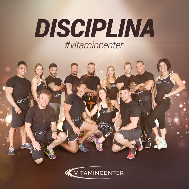 Il segreto della disciplina è la vostra motivazione. Siate realmente motivati e la disciplina si prenderà cura di voi... #MondayMotivation