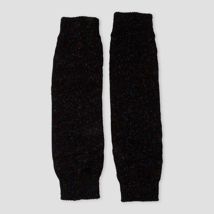 Imn Socks Child Leg Warmers Cat & Jack Black One Size