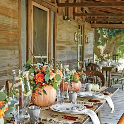Thanksgiving at the Farm: The Location