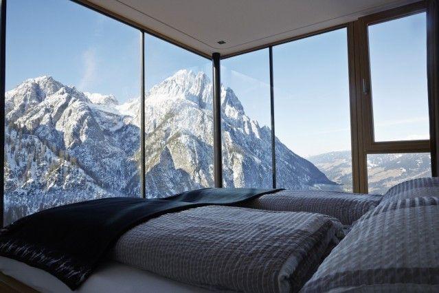 dolomitenhuette in den lienzer dolomiten dolomitenh tte. Black Bedroom Furniture Sets. Home Design Ideas