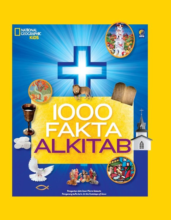 1000 Fakta Alkitab. Published on 21 December 2015!