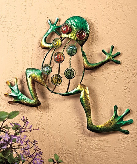 Hanging Outside Wall Decor : Best images about outdoor wall decor on