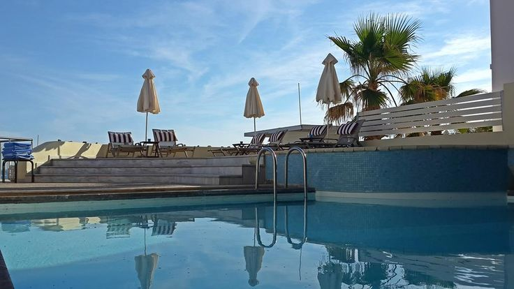 Filoxenia Beach Hotel, Rethymno Town, Greece - Booking.com