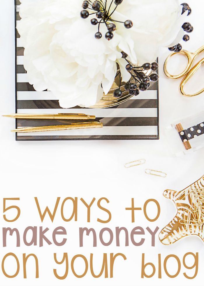 Need help making money on your blog? Try these five tips to grow your influence online.