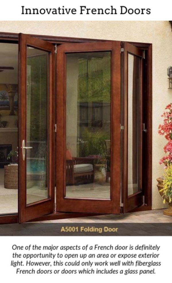 French Doors Incorporate A Touch Of Magnificence To Your Home Via Internal Or Outdoor French Doors They R Folding Patio Doors French Doors Patio French Doors