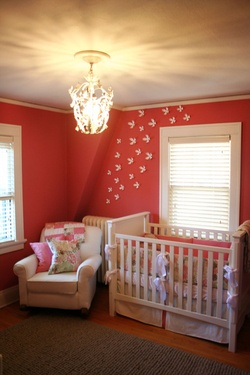17 best images about pink baby rooms on pinterest pink 10155 | 2e87b4e2fa04911058c3490da590d783