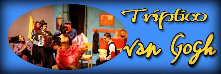 """Obra en la que se trata de entablar un diálogo y encontrar unas correspondencias con un artista que es vital para la carga estética del grupo. Conexión, que se encuentra en el transitar de personajes, que estuvieron muy interiorizados por el pintor, que fueron importantes en sus decisiones, tratados, estudios y vida; tales como la prostituta Cristien Sien, Joseph Roulin el cartero, su hermano Theo Van Gogh y Jo Bonger """"esposa de Theo y quien perpetuo la memoria de Vincent Van Gogh""""."""