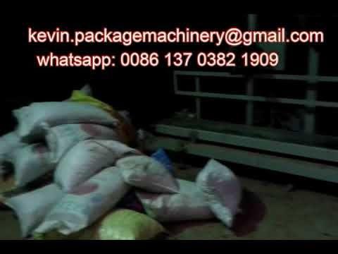 5kg , 10 kg , 15 kg , 20kg , 25kg , 50 kg bag packing machine manufacturer
