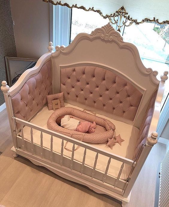 A princess definitely deserve to be treated like a priceless gem since childhood.... DoTake care of your daughters ..... #baby #babycrib #daughter
