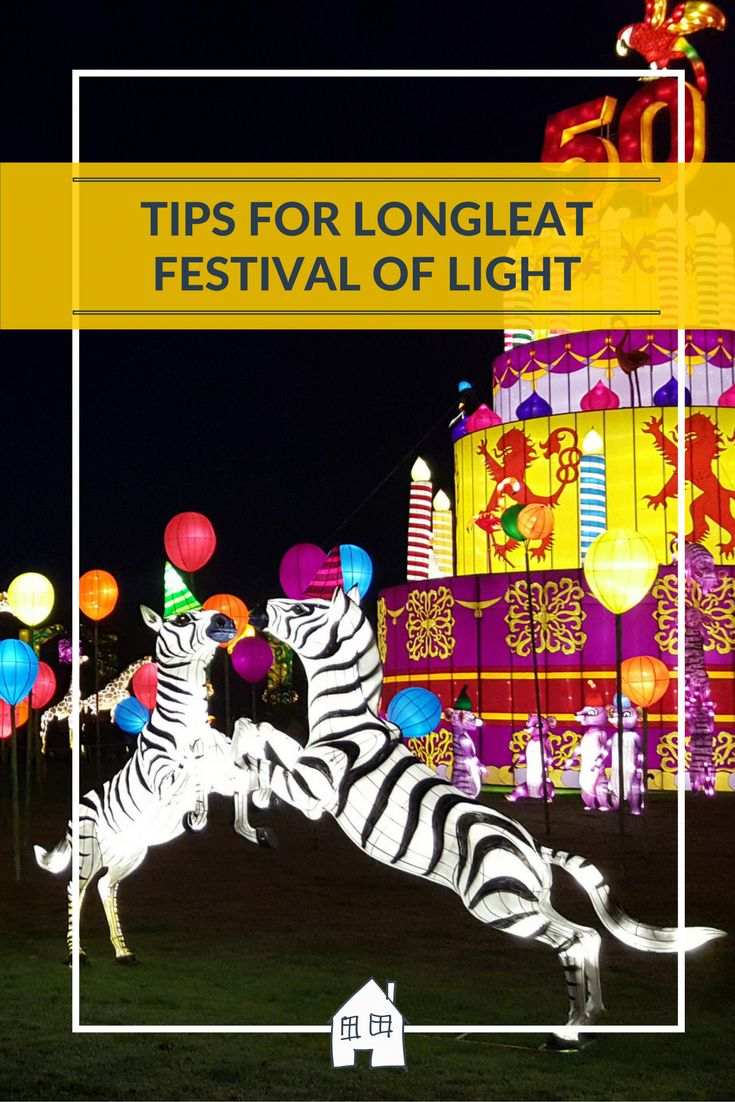 Longleat Festival of Light and Santa Express at Longleat. Our day out and my tops tips