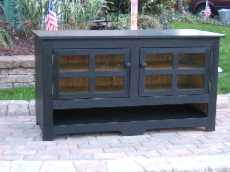 48 w x 20 d x 26h Wide Screen TV Cabinet.jpg 1,000×750 pixels