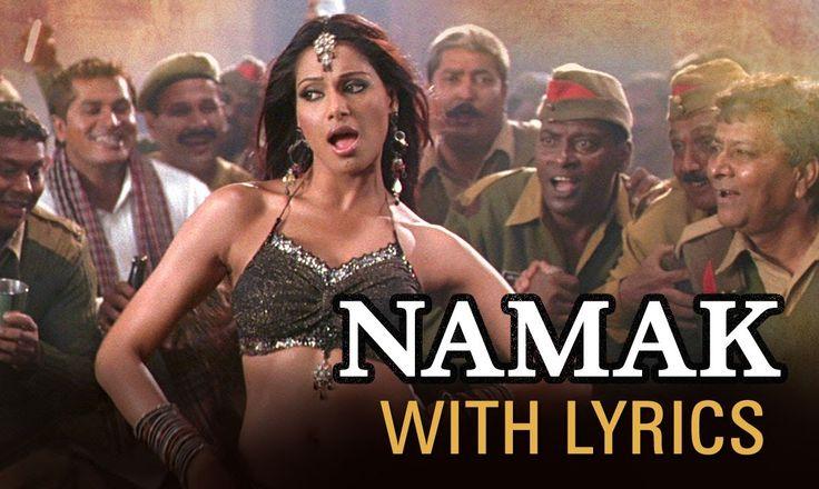 awesome Namak (Lyrical Full Song)   Omkara   Bipasha Basu & Saif Ali Khan