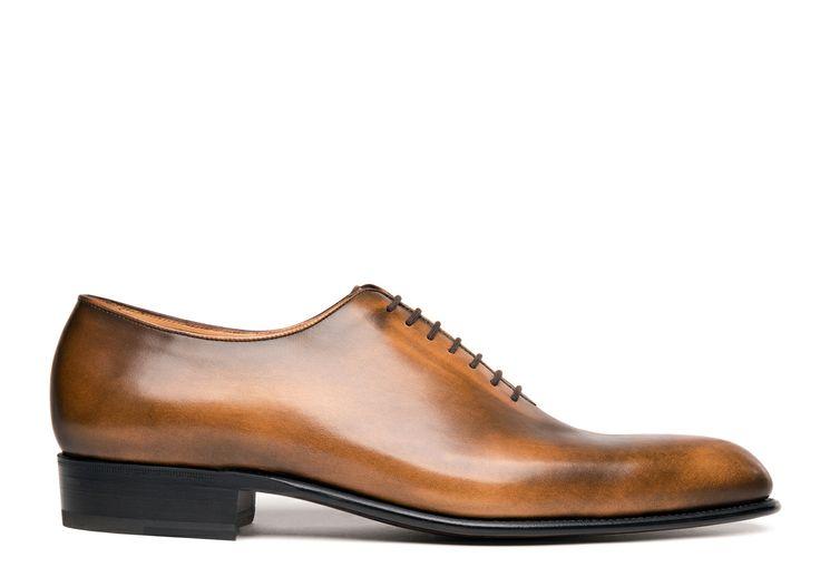 Weston - Chaussure Homme Cuir - Richelieu Marron 402