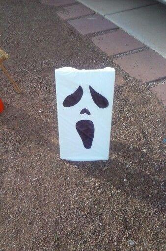 Great diy halloween deacoration.