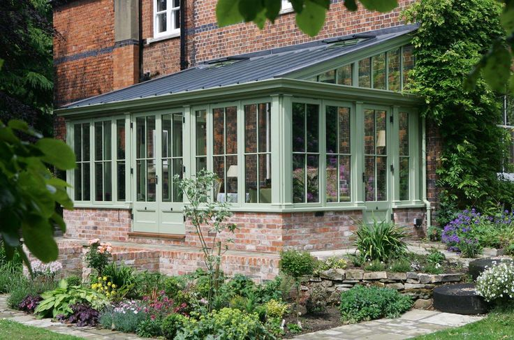 26 best images about lean to conservatory on pinterest for Lean to garden room