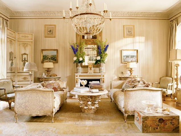 Attractive French Living Room Design Ideas Home Design Ideas