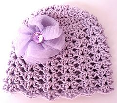 Crochet Spring Hat