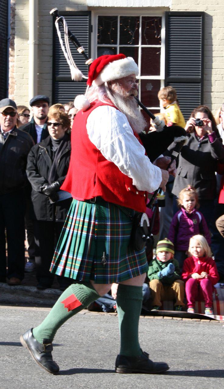Scottish Walk Parade, Alexandria VA