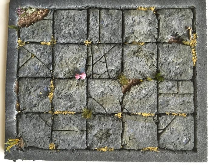 The Lost and the Very Damned: Tutorial : Dungeon Tiles